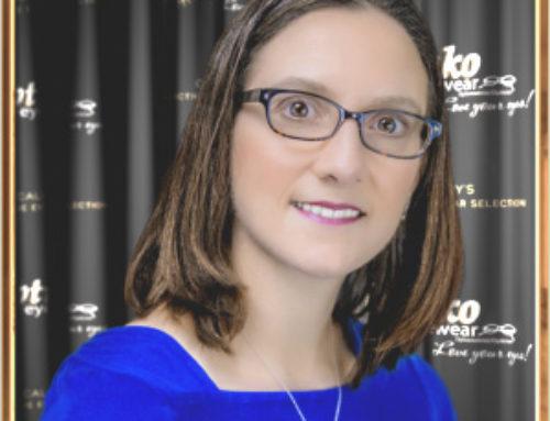 OPTOMETRIST ~ Dr. Hazel Lema