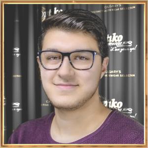 Ahmed Haymour - OPTIKO
