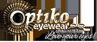 OPTIKO EYEWEAR ~ OPTOMETRY Logo